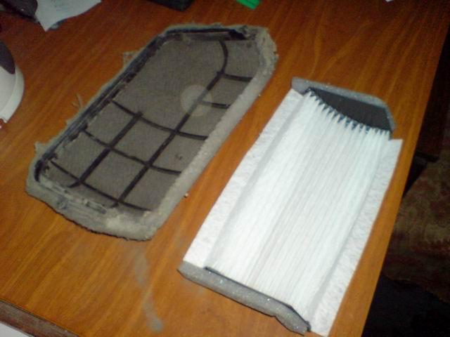 Как сделать салонный фильтр своими руками