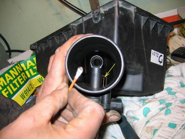 Фото №8 - не развивает обороты ВАЗ 2110 инжектор